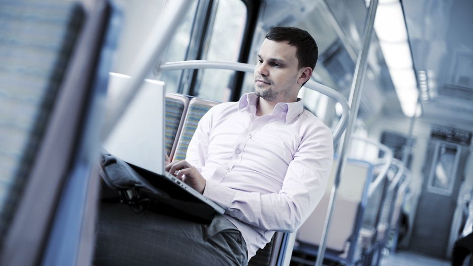 Oslo får verdens raskeste mobilnett på T-banen