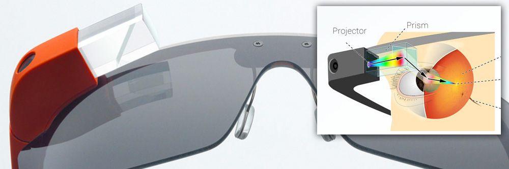 Google Glass drives av en tokjernet systembrikke fra Texas Instruments. TI har siden skiftet fokus vekk fra mobile systembrikker.