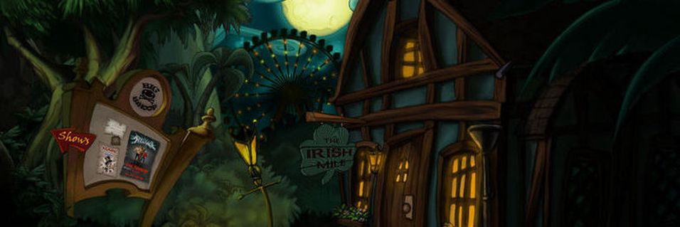 Lagar sitt eige Monkey Island-spel