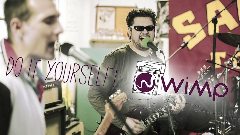 WiMP DIY gjør det enkelt å få musikken din ut til et bredt publikum.