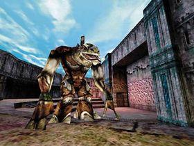 Unreal hadde penere 3D-grafikk enn noe man hadde sett tidligere.