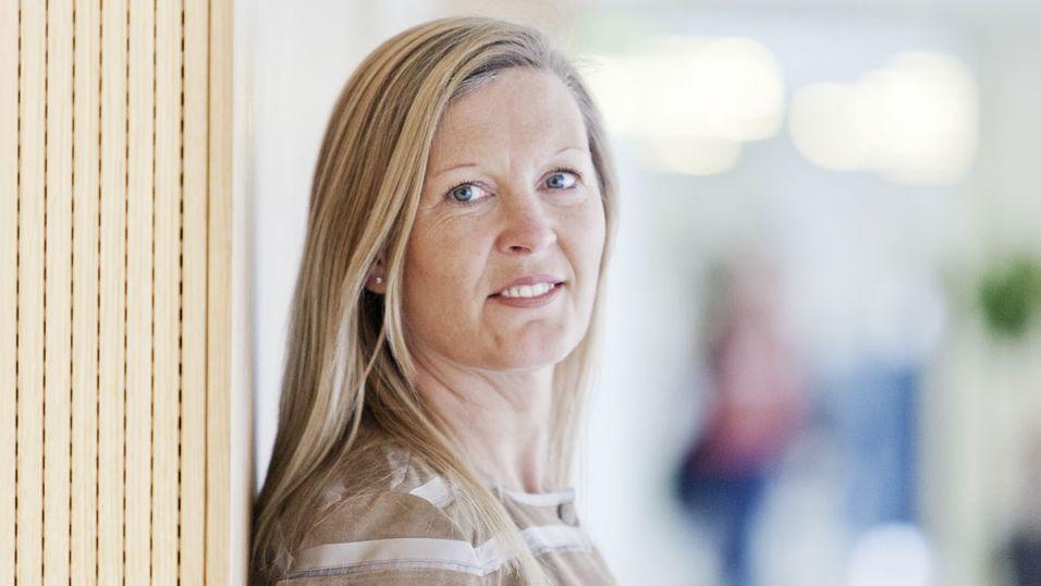 Visedirektør Kathrine Forsberg i TDC Bedrift tror flere dansker vil kreve hjemmkontor nå.