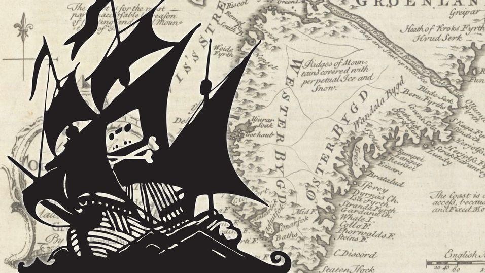 Vil ikke ha The Pirate Bay
