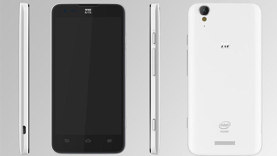 ZTE Geek skal få fart på Intel-mobilene