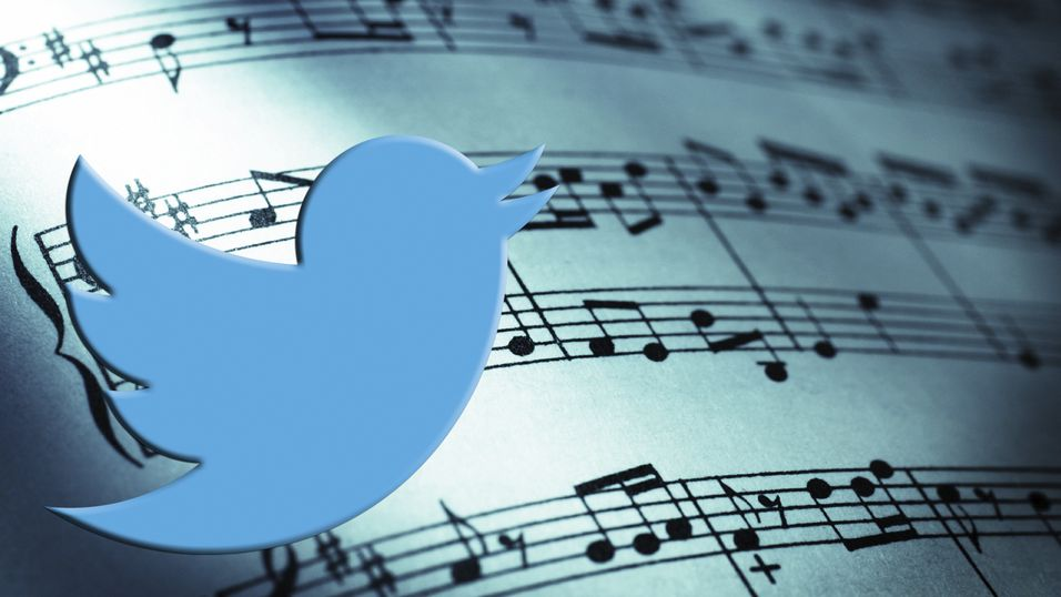 – Twitter lanserer musikkapp for mobil