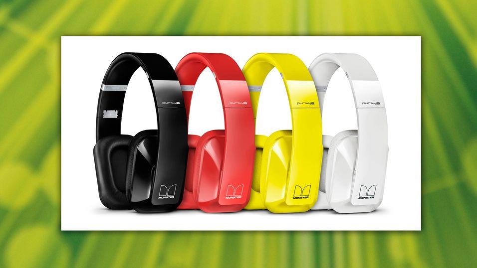 KONKURRANSE: Vinn hodetelefoner med støydemping