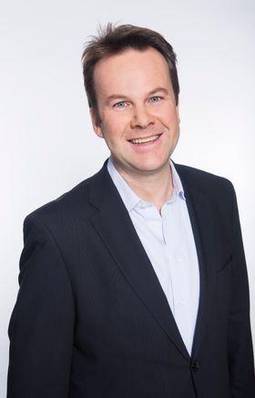 Henning Lunde, kommunikasjonssjef i Telia.