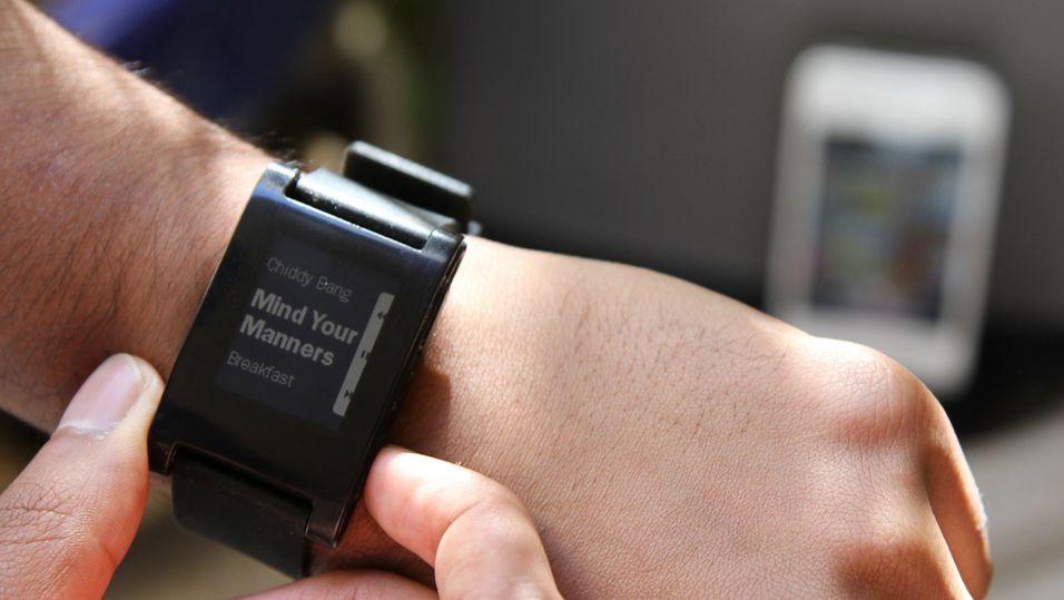 – Microsoft utvikler smartklokke