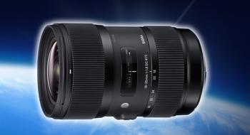 Sigma lanserer f/1.8-zoom