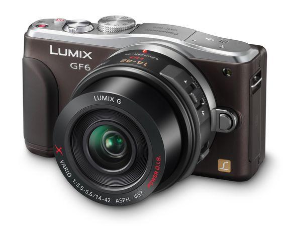 Panasonic Lumix DMC-GF6 er deres nyeste mFT-kamera, og vi har fått tafse på en uferdig utgave.