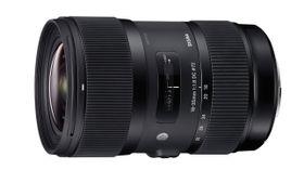 Sigma 18-35 f/1.8 for Canon.