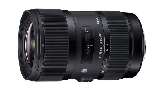 Sigmas nye zoomobjektiv for cropkameraer.