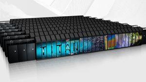 IBMs Titan innehar som tidligere en respektabel andreplass.
