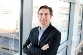 Stefan Dahlgren, nordisk direktør i Adobe.