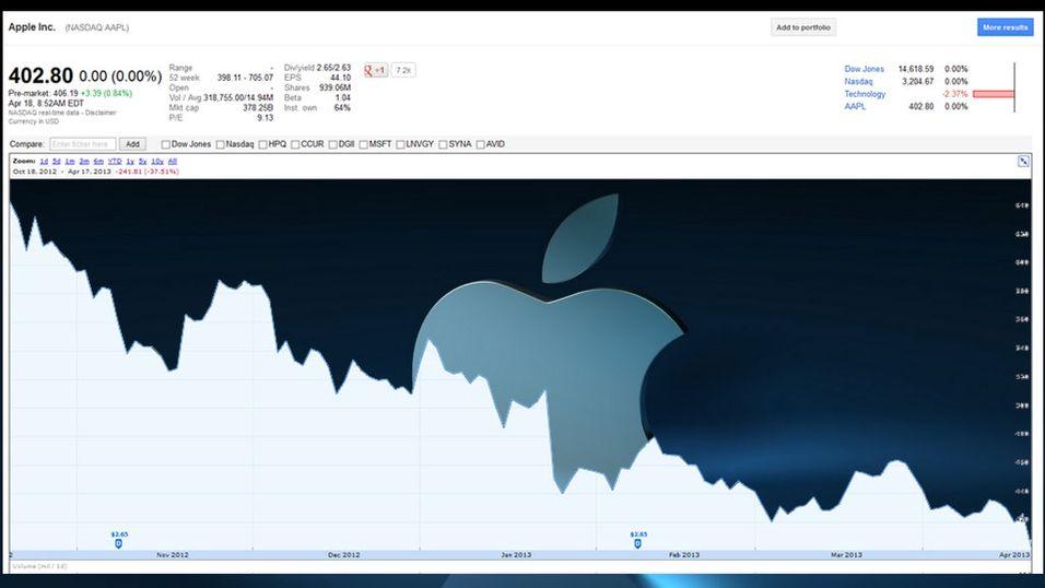 – Apple ser etter ny sjef