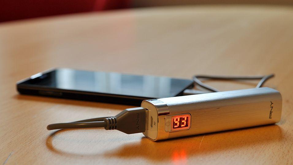 TEST: PNY PowerPack 2600 mAh