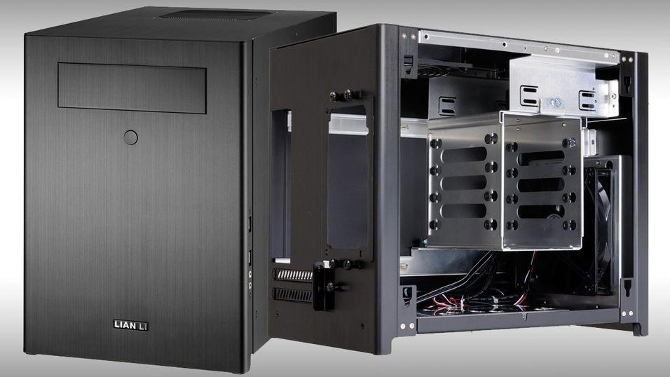 De nye PC-Q-kabinettene fra Lian Li lover gode modifiseringsmuligheter og kjøleegenskaper.