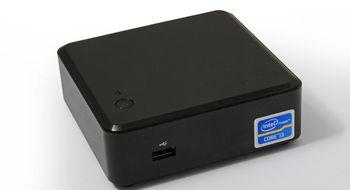 Test: Intel NUC: Next Unit of Computing