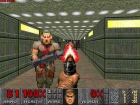 Doom regnes ofte som selve gudfaren til skytespill.