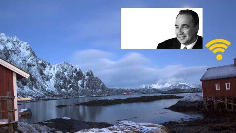 Len Blavatnik er en av verdens rikeste menn. Nå vil han ha en del av det norske mobilmarkedet.