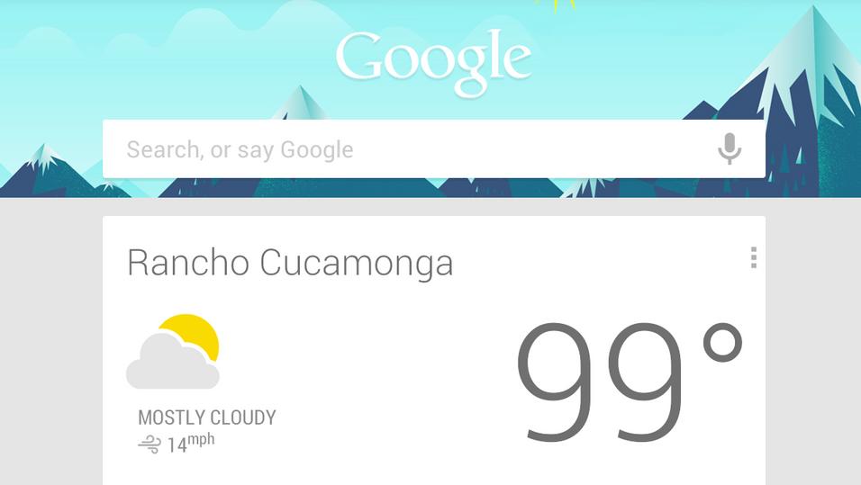 Den intelligente assistenttjenesten Google Now ser ut til å være på vei til vanlige PC-er.