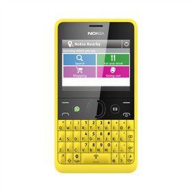 Nokia Asha 210.