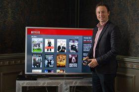 Hardware.no møtte Joris Evers, informasjonsdirektør i Netflix da han besøkte Norge i april .
