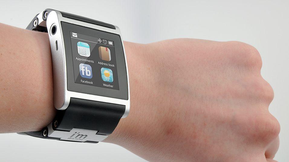 I'm Watch er pen å se på, i hvert fall hvis du liker litt store klokker.