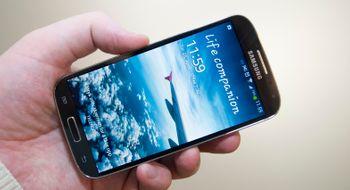 Test: Samsung Galaxy S4