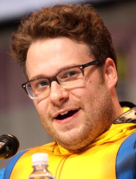 Seth Rogen er blant komikerne som bidrar under Comedy Week.