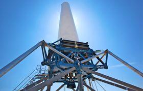 Grassphopper-prosjektet er ment for å lage raketter som kan gjenbrukes.