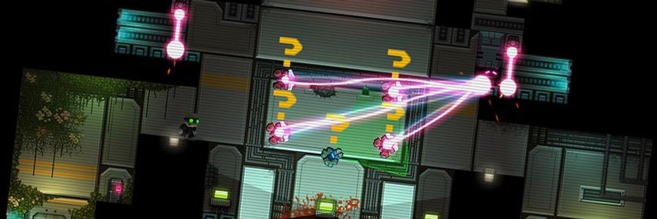 Stealth Bastard til PS3 og Vita
