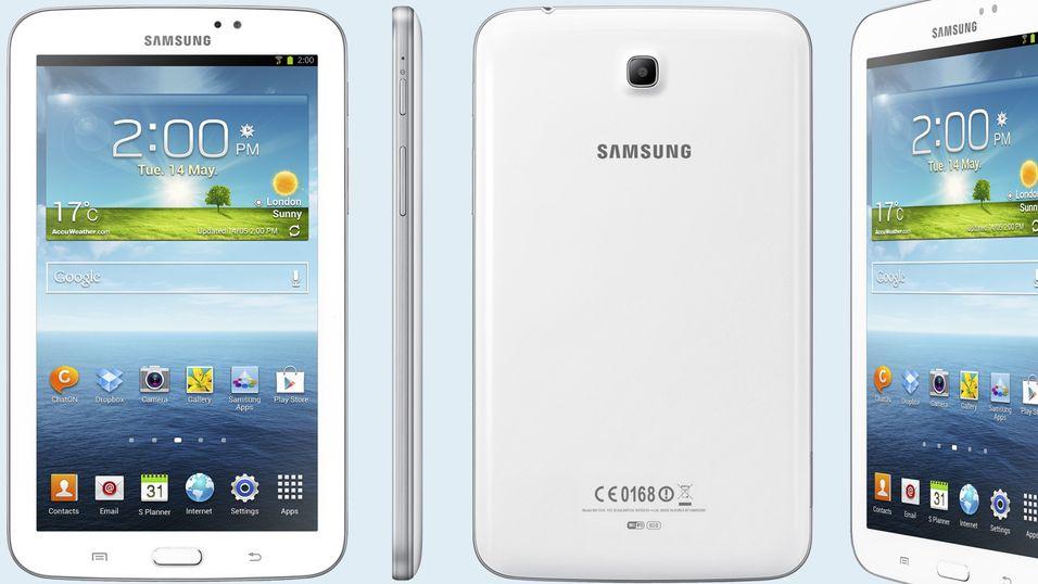 Samsung med nytt 7-tommers billigbrett