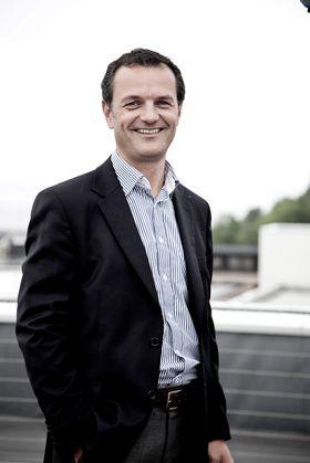 Anwar Farrag, leder for bedriftsmarkedet i Kjedehuset.