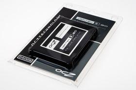 OCZ Vertex 3.20 240 GB i emballasje.
