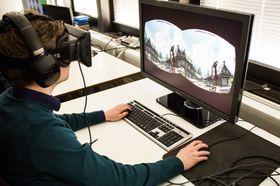 Da Gamer.no testet Skyrim på Oculus Rift var det med lyd på ørene, for total innlevelse.