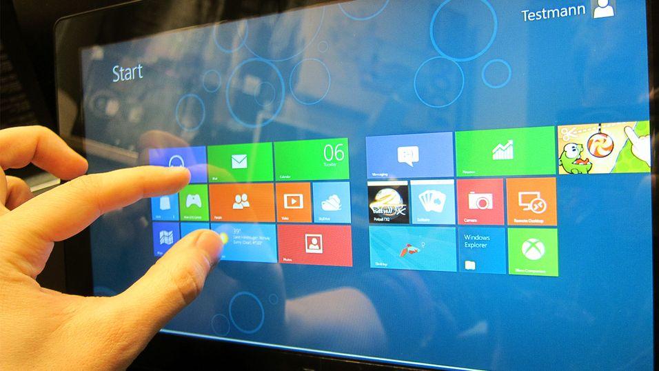 John Rizzuto fra analyseselskapet Gartner mener at Windows 8 er en langsiktig strategi for Microsoft.