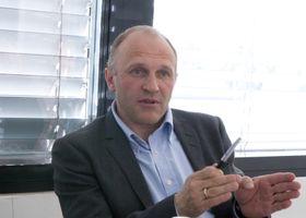 Tore Larsen Orderløkken, leder i NorSIS.