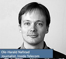 Ole-Harald Nafstad er journalist i Inside Telecom.