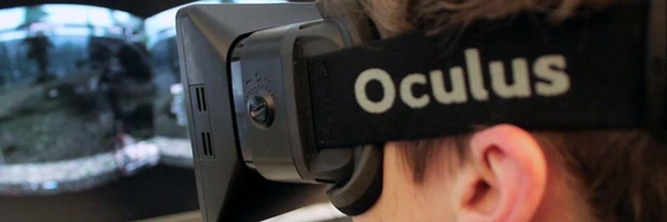 SNIKTITT: Vi har prøvd VR-brillene Oculus Rift