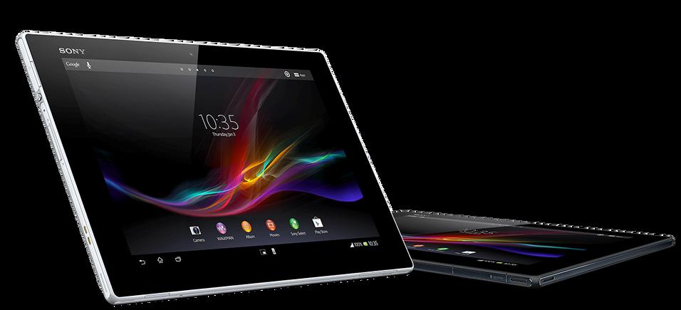 Nå kommer Sony Xperia Tablet Z