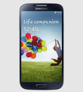 Samsung Galaxy S4 er bygget i en slitesterk plastvariant kalt polykarbonat.