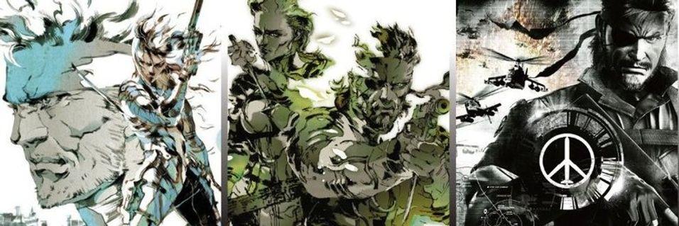 – DVD-formatet er for trangt for Metal Gear-samling