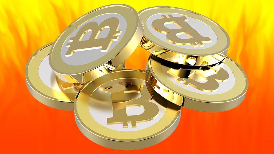 Uvitende nettspillere i Bitcoin-skandale