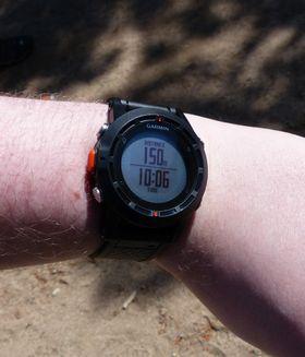 Fénix er en håndledds-GPS som er laget først og fremst for tur og terrengløping.