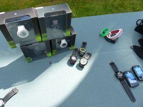 Vi fikk også stifte et nærmere bekjentskap med Garmins golf-GPS-er i Approach-serien.