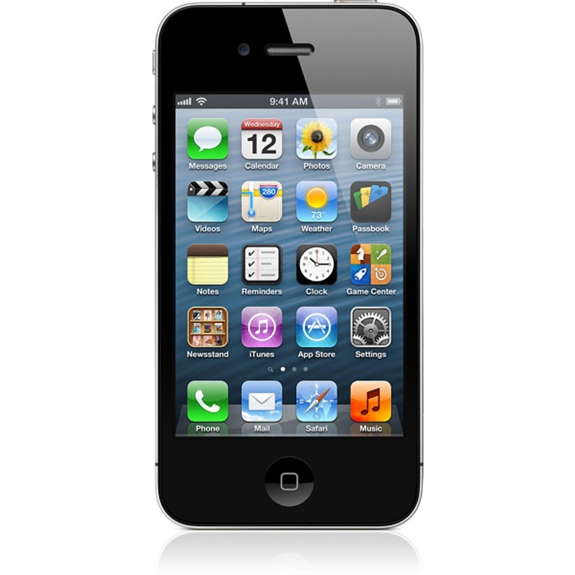 tilbud iphone 4