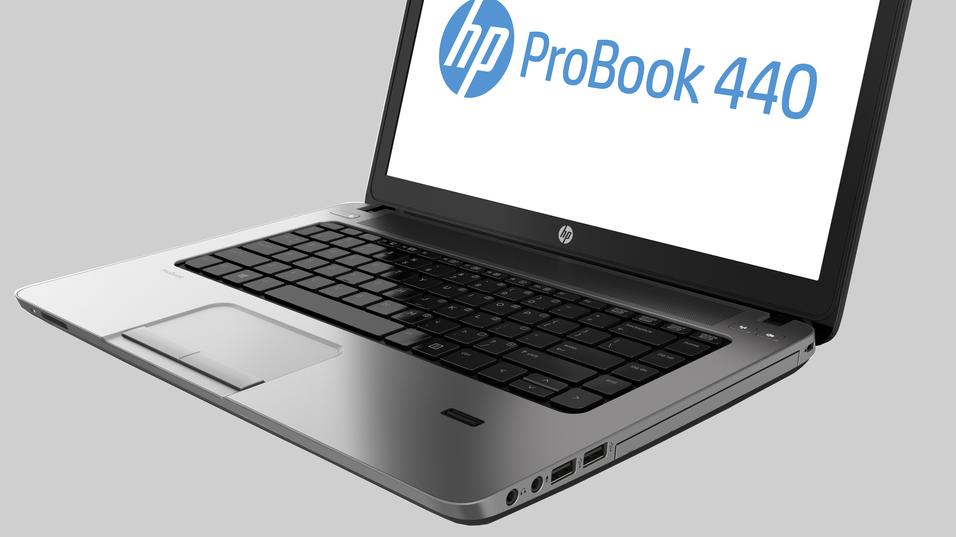 HP slipper nye ProBook-modeller med Haswell