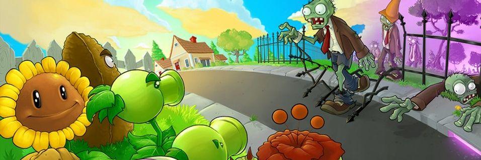 Plants vs. Zombies 2 kommer til sommeren