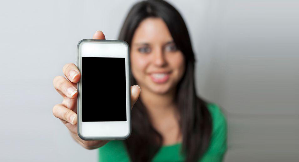 Verre å klare seg uten mobilen enn familie